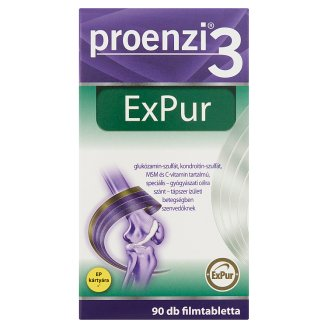 Proenzi3 ExPur Film Tablets for Joint Diseases 90 pcs 147,6 g