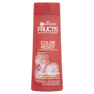 Garnier Fructis Color Resist Strengthening Shampoo for Dyed and Highlighted Hair 400 ml