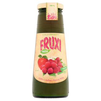 Fruxi Fresh Apple and Raspberry 100% Fruit Juice 250 ml