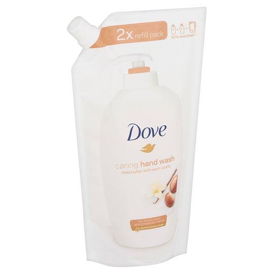 Dove Shea Butter with Warm Vanilla Caring Hand Wash Refill 500 ml
