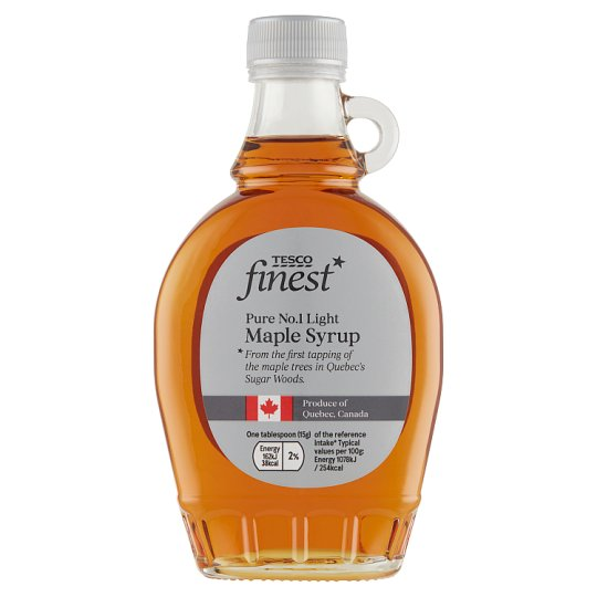 Tesco Finest Maple Syrup 330 g