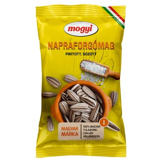 Mogyi Roasted, Salted Sunflower Seeds 60 g