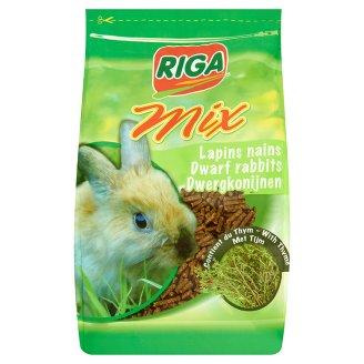 Riga Mix teljes értékű eledel törpenyulak részére 1 kg