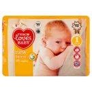 Tesco Loves Baby New Born 1 Newborn nadrágpelenka újszülötteknek 2-5 kg 25 db