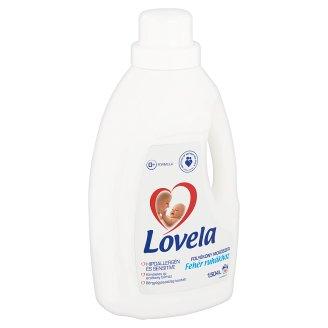 Lovela folyékony mosószer fehér ruhákhoz 16 mosás 1,504 l
