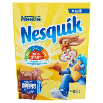 Nestlé Nesquik Instant Cocoa Drink Powder with Sugar, Vitamins and Minerals 800 g