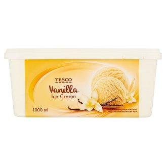 Tesco vaníliás jégkrém 1000 ml