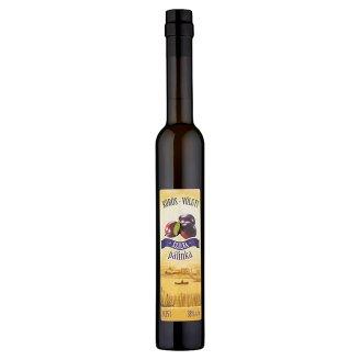 Körös-Völgyi Plum Brandy 38% 0,35 l