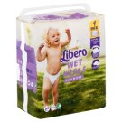 Libero Perfume & Alcohol Free Wet Wipes 4 x 64 pcs