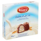 Witor's Bianco Cuore Milk Chocolate Pralines with Creamy Milk Filling and Crispy Cereals 200 g