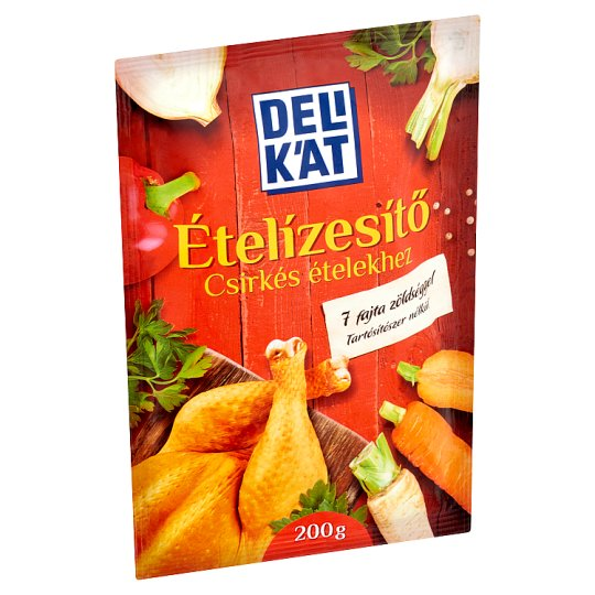 Delikát Condiment for Chicken Meals 200 g