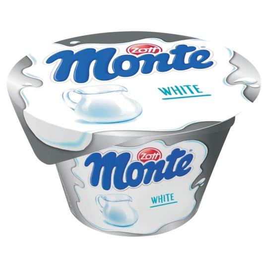 Zott Monte White Milk Dessert 150 g
