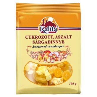Kalifa cukrozott sárgadinnye 100 g