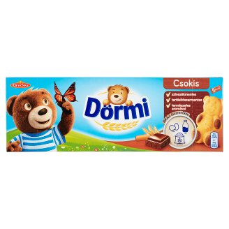 Dörmi Chocolate Cream Filled Sponge Cake 5 pcs 150 g