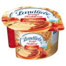 Landliebe Semolina Pudding with Strawberry Sauce 150 g