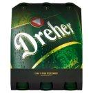 Dreher Classic minőségi világos sör 5,2% 6 x 0,5 l