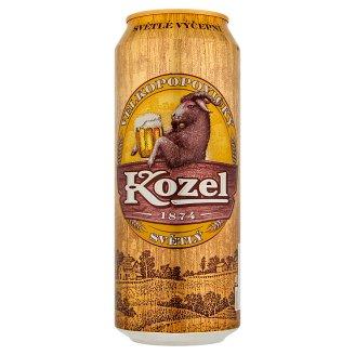 Velkopopovický Kozel Lager Beer 4% 0,5 l