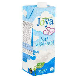 Joya Soya UHT Soya Drink with Calcium and Vitamin D2 and B12 1 l