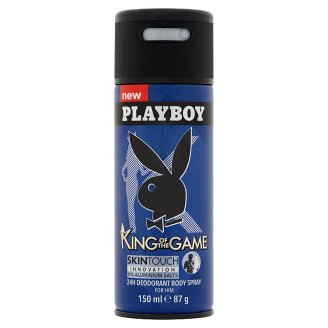 Playboy King of the Game Deodorant 150 ml