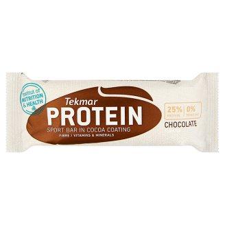 Tekmar Chocolate Protein Bar Dipped in Dark Chocolate Coating 60 g