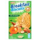 Koestlin Tea Biscuit with Cereals, Nuts and Honey 4 x 40 g