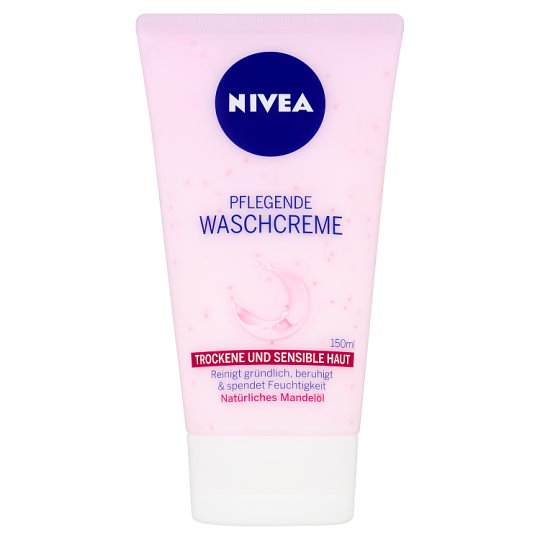 NIVEA Nourishing Face Wash Cream 150 ml