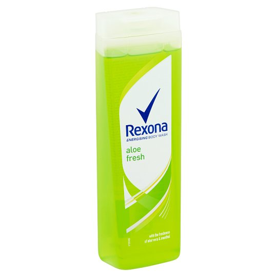 Rexona Aloe Fresh Energising Body Wash 400 ml