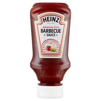 Heinz barbecue szósz 220 ml