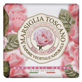 Nesti Dante Marsiglia Toscano Rosa Centifolia natúrszappan 200 g