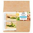 Tesco szendvicsalap tonhallal, tojással, majonézzel, salátával és újhagymával 158 g