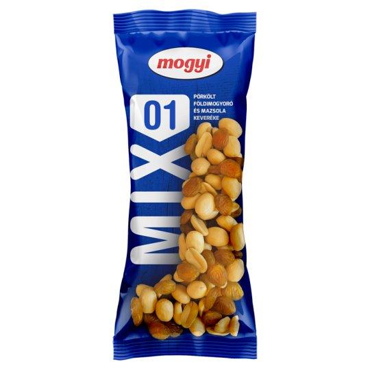 Mogyi Csemege Roasted Peanuts and Raisins 100 g