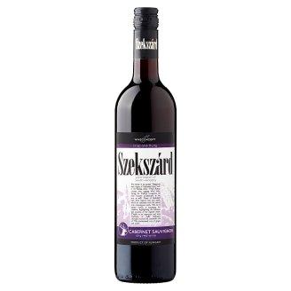 Wine Concept Szekszárd Cabernet Sauvignon száraz vörösbor 12,5% 0,75 l