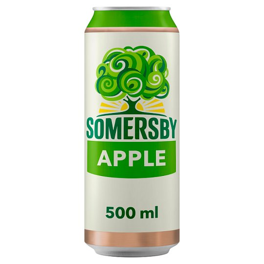 Somersby Quality Apple Cider 4,5% 500 ml