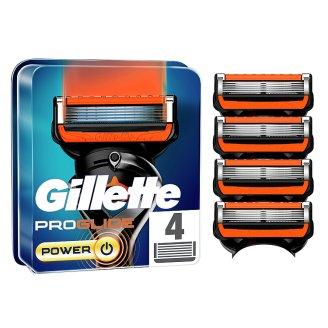 Gillette Fusion ProGlide Power Férfi Borotvapenge – 4 Db