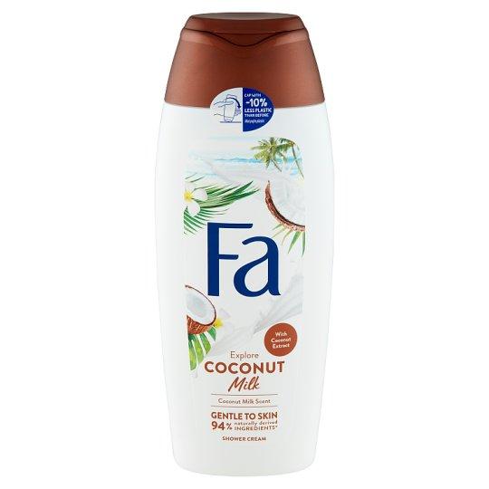 Fa Coconut milk krémtusfürdő 400 ml