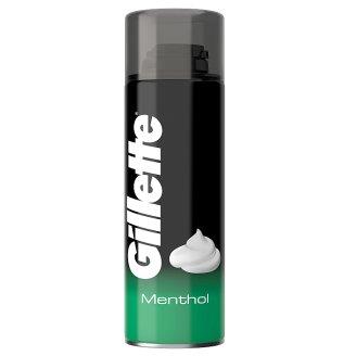 Gillette Classic Men's Shaving Foam Menthol 200ml