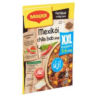 Maggi Fortélyok a világ ízeire XXL Mexikói chilis bab alap 55 g