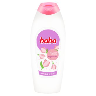 Baba Pampering Shower Gel with Magnolia Scent 750 ml