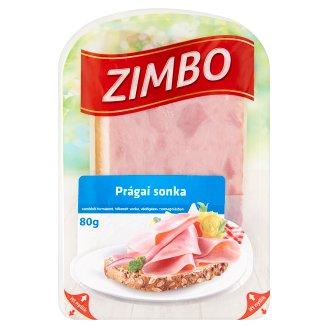 Zimbo Prague Ham 80 g