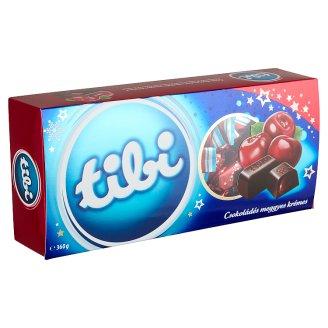 Tibi Chocolate Pralines with Chocolate-Cherry Cream 360 g