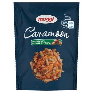 Mogyi Caramoon édes földimogyorós cukormázzal bevont pattogatott kukorica 70 g