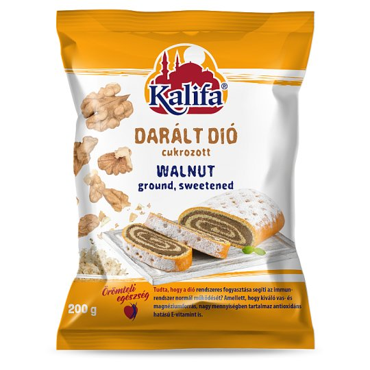 Kalifa Ground Sweetened Walnut 200 g