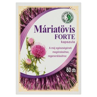 Dr. Chen Patika Food Supplement Milk Thistle Forte Capsules 60 pcs 27,6 g