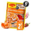 Maggi Finom Falatok Tészta Paprikás csirke szósszal 156 g