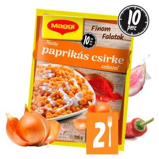 Maggi Finom Falatok Pasta with Chicken Paprikash Sauce 156 g