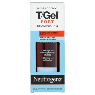 Neutrogena T/Gel Fort Anti-Dandruff Shampoo 250 ml