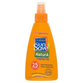 Dr. Kelen Sun Save NaturA napspray SPF 25 150 ml