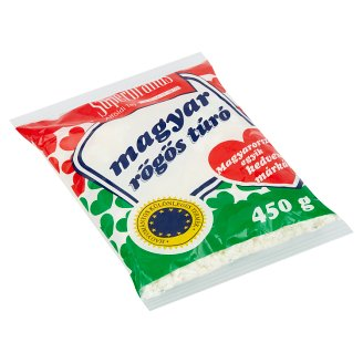 Magyar Túró Semi-Fat Cottage Cheese 450 g