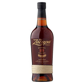 image 1 of Ron Zacapa Centenario Sistema Solera 23 Rum in Fancy-Box 40% 0,7 l