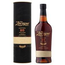 image 2 of Ron Zacapa Centenario Sistema Solera 23 Rum in Fancy-Box 40% 0,7 l